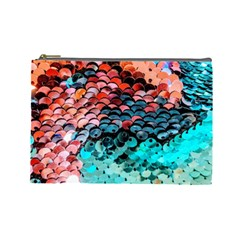 Dragon Scales Cosmetic Bag (large)