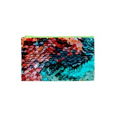 Dragon Scales Cosmetic Bag (xs)