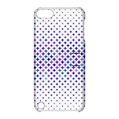 Star Curved Background Geometric Apple Ipod Touch 5 Hardshell Case With Stand
