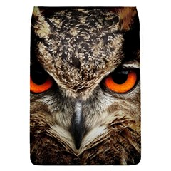 Owl s Scowl Removable Flap Cover (s) by WensdaiAddamns