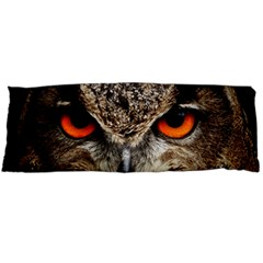 Owl s Scowl Body Pillow Case (dakimakura) by WensdaiAddamns