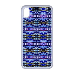 Ml--4-5 Apple Iphone Xr Seamless Case (white) by ArtworkByPatrick