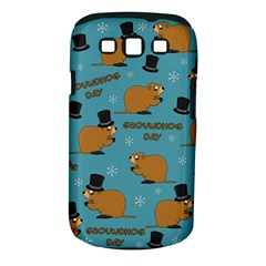 Groundhog Day Pattern Samsung Galaxy S Iii Classic Hardshell Case (pc+silicone)