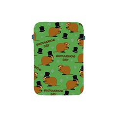 Groundhog Day Pattern Apple Ipad Mini Protective Soft Cases