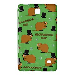 Groundhog Day Pattern Samsung Galaxy Tab 4 (8 ) Hardshell Case