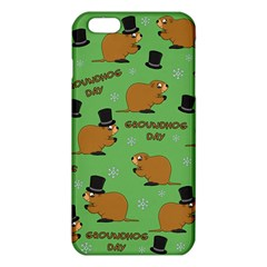 Groundhog Day Pattern Iphone 6 Plus/6s Plus Tpu Case