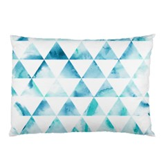 Hipster Triangle Pattern Pillow Case