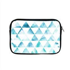 Hipster Triangle Pattern Apple Macbook Pro 15  Zipper Case by AnjaniArt
