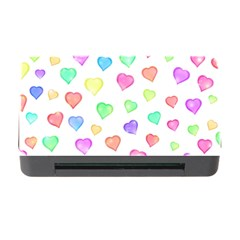 Love Hearts Shapes Memory Card Reader With Cf