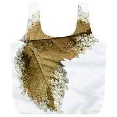 Leaf Edge Full Print Recycle Bag (xl)