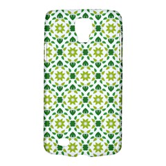 Leaves Floral Flower Flourish Samsung Galaxy S4 Active (i9295) Hardshell Case by Jojostore