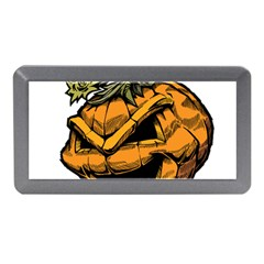 Lantern Halloween Pumpkin Illustration Memory Card Reader (mini)