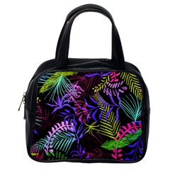Leaves Nature Classic Handbag (one Side) by Jojostore