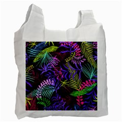 Leaves Nature Recycle Bag (one Side) by Jojostore
