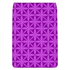 Purple Magenta Wallpaper Seamless Pattern Removable Flap Cover (l)