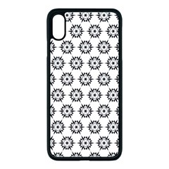 Seamless Star Apple Iphone Xs Max Seamless Case (black) by Jojostore