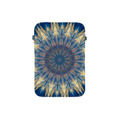 Kaleidoscope Mandala Apple Ipad Mini Protective Soft Cases by Alisyart