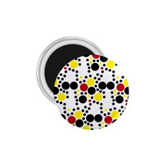 Pattern Circle Texture 1 75  Magnets