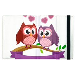 Owl Cartoon Bird Ipad Mini 4