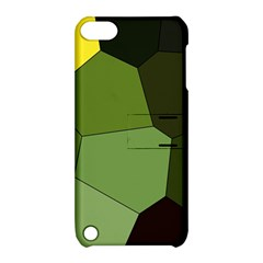 Mosaic Structure Background Tile Apple Ipod Touch 5 Hardshell Case With Stand