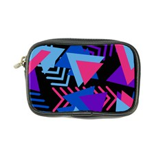 Memphis Pattern Geometric Abstract Coin Purse