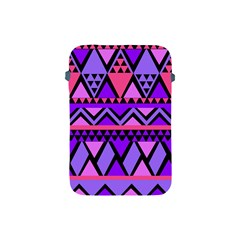 Seamless Purple Pink Pattern Apple iPad Mini Protective Soft Cases