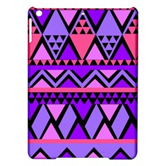 Seamless Purple Pink Pattern Ipad Air Hardshell Cases