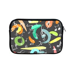 Repetition Seamless Child Sketch Apple Macbook Pro 13  Zipper Case