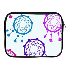 Dreamcatcher Dream Catcher Pattern Apple Ipad 2/3/4 Zipper Cases