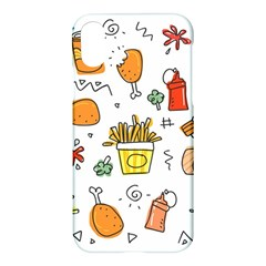 Cute Sketch Set Child Fun Funny Apple Iphone Xs Hardshell Case