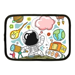Sketch Cute Child Funny Netbook Case (medium) by Pakrebo