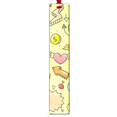 Cute Sketch Child Graphic Funny Large Book Marks
