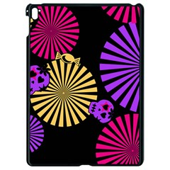 Seamless Halloween Day Of The Dead Apple Ipad Pro 9 7   Black Seamless Case