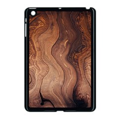 Pattern Background Structure Apple Ipad Mini Case (black)