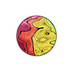 Pattern Background Abstract Hat Clip Ball Marker