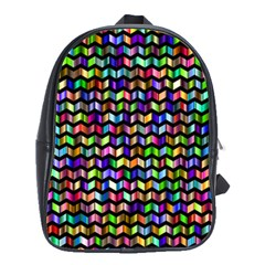 Ornamental Pattern School Bag (large)