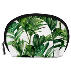 Palm Leaf Accessory Pouch (large)