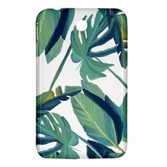 Plants Leaves Tropical Nature Samsung Galaxy Tab 3 (7 ) P3200 Hardshell Case  by Alisyart