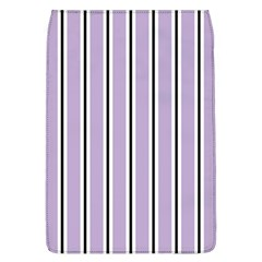 Classic Stripes  Removable Flap Cover (l)