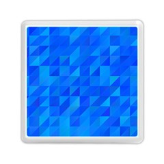 Pattern Halftone Geometric Memory Card Reader (square)