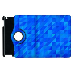 Pattern Halftone Geometric Apple Ipad 2 Flip 360 Case by Alisyart