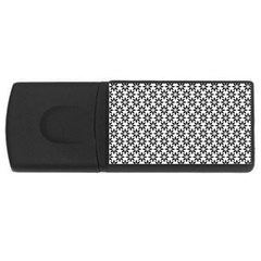 Ornamental Abstract Rectangular Usb Flash Drive