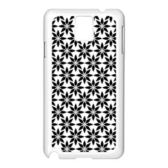 Ornamental Abstract Samsung Galaxy Note 3 N9005 Case (white) by Alisyart
