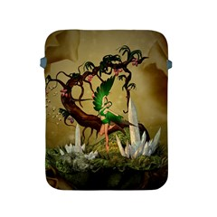 Cute Fairy Apple Ipad 2/3/4 Protective Soft Cases