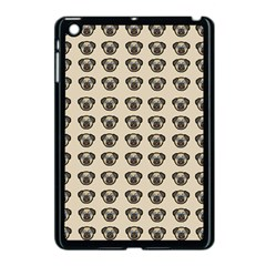 Puppy Dog Pug Apple Ipad Mini Case (black)
