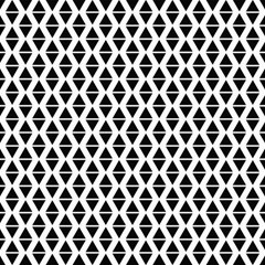 Triangle Seamless Pattern Canvas 20  X 20