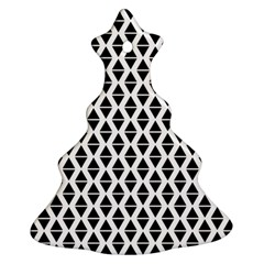 Triangle Seamless Pattern Ornament (christmas Tree)