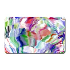 Crazy Colors  12 Magnet (rectangular) by MoreColorsinLife