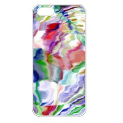 Crazy Colors  12 Apple Iphone 5 Seamless Case (white) by MoreColorsinLife