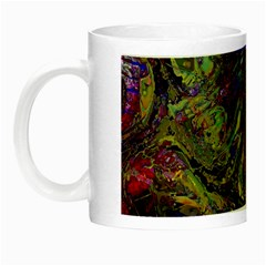 Crazy Colors  11 Night Luminous Mugs by MoreColorsinLife